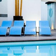Отель Salomé Испания, Калафель - отзывы, цены и фото номеров - забронировать отель Salomé онлайн бассейн фото 3