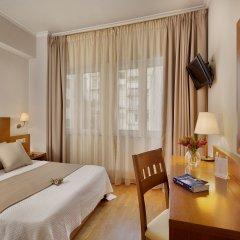 Отель Athos Греция, Афины - отзывы, цены и фото номеров - забронировать отель Athos онлайн комната для гостей фото 5