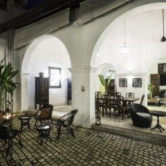 Отель Number 48 Galle Fort гостиничный бар