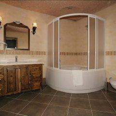 Alfina Cave Hotel-Special Category Турция, Ургуп - отзывы, цены и фото номеров - забронировать отель Alfina Cave Hotel-Special Category онлайн ванная фото 2
