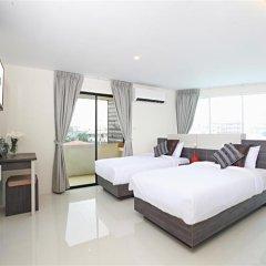 The Zen Hotel Pattaya комната для гостей