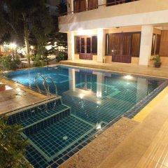 Отель Chaba Garden Resort бассейн фото 3