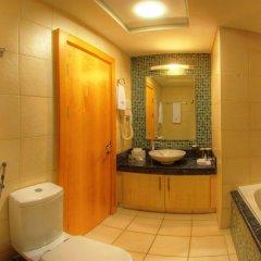 Отель Royal Club at Palm Jumeirah ОАЭ, Дубай - 5 отзывов об отеле, цены и фото номеров - забронировать отель Royal Club at Palm Jumeirah онлайн ванная
