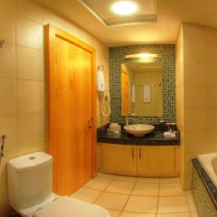 Отель Royal Club at Palm Jumeirah ванная