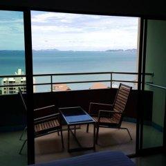 Отель Boomerang Rooftop балкон