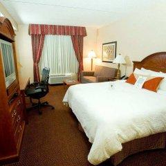 Отель Hilton Garden Inn Columbus/Polaris США, Колумбус - отзывы, цены и фото номеров - забронировать отель Hilton Garden Inn Columbus/Polaris онлайн комната для гостей фото 4