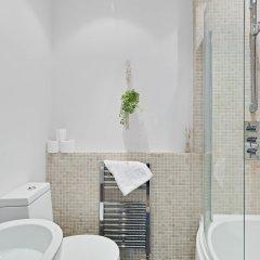 Апартаменты Boho Apartment in the Lanes ванная фото 2