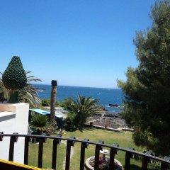 Arathena Rocks Hotel Джардини Наксос балкон