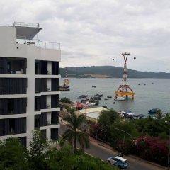 Отель Nha Trang Harbor Apartments & Hotel Вьетнам, Нячанг - отзывы, цены и фото номеров - забронировать отель Nha Trang Harbor Apartments & Hotel онлайн пляж