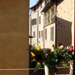 Отель La Casina di Elena Италия, Сан-Джиминьяно - отзывы, цены и фото номеров - забронировать отель La Casina di Elena онлайн балкон