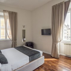 Отель Little Queen Relais Рим комната для гостей фото 5