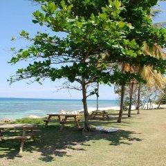 Отель Nianna Coral Bay Deluxe Townhouse пляж фото 2
