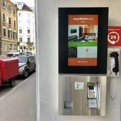 Отель easyHotel Zürich Швейцария, Цюрих - отзывы, цены и фото номеров - забронировать отель easyHotel Zürich онлайн