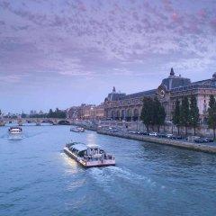 Отель Mercure Paris Notre Dame Saint Germain Des Pres пляж