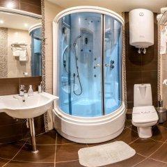 Гостиница Hutor Hotel Украина, Днепр - отзывы, цены и фото номеров - забронировать гостиницу Hutor Hotel онлайн ванная