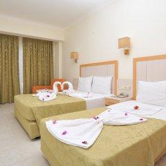 Отель Cleopatra Golden Beach Otel - All Inclusive комната для гостей фото 4