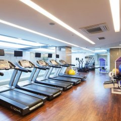 Отель Fraser Place Central Seoul Южная Корея, Сеул - отзывы, цены и фото номеров - забронировать отель Fraser Place Central Seoul онлайн фитнесс-зал фото 3