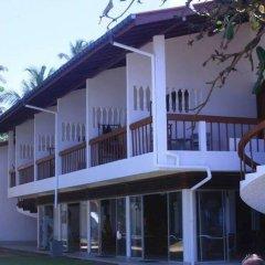 Отель Ypsylon Tourist Resort Шри-Ланка, Берувела - отзывы, цены и фото номеров - забронировать отель Ypsylon Tourist Resort онлайн вид на фасад