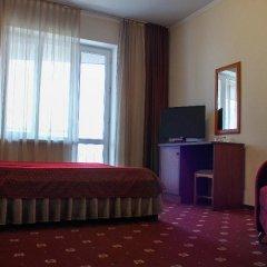 Гостиница Плаза 4* Стандартный номер двуспальная кровать фото 2