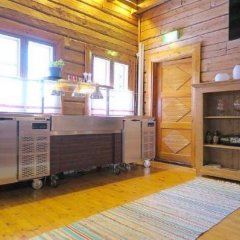 Гостиница Domnan Pirtti удобства в номере