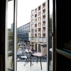 Boutique Hotel Josef Цюрих балкон