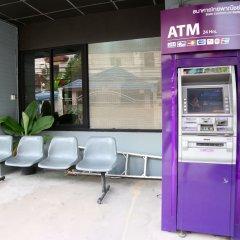 Отель Area 69 Don Muang Maison банкомат