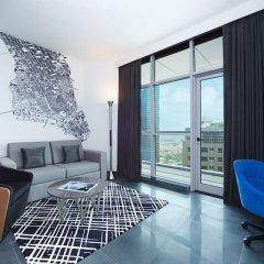 Отель TRYP by Wyndham Dubai ОАЭ, Дубай - 5 отзывов об отеле, цены и фото номеров - забронировать отель TRYP by Wyndham Dubai онлайн комната для гостей фото 7