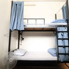 Krit Hostel Бангкок удобства в номере