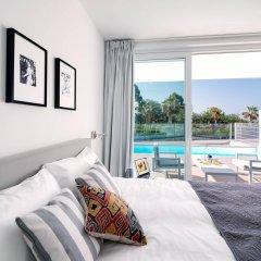 Отель Baobab Suites бассейн