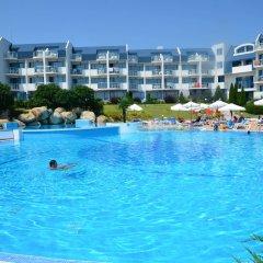 Отель PrimaSol Sineva Beach Hotel - Все включено Болгария, Свети Влас - отзывы, цены и фото номеров - забронировать отель PrimaSol Sineva Beach Hotel - Все включено онлайн бассейн