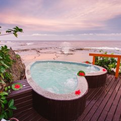 Отель Namale The Fiji Islands Resort & Spa Савусаву бассейн фото 3