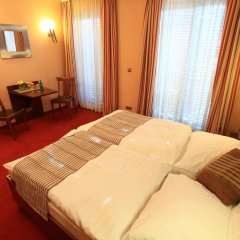 Отель Sankt Andreas Германия, Дюссельдорф - отзывы, цены и фото номеров - забронировать отель Sankt Andreas онлайн комната для гостей фото 4
