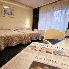 Отель First Euroflat Hotel Бельгия, Брюссель - 6 отзывов об отеле, цены и фото номеров - забронировать отель First Euroflat Hotel онлайн комната для гостей