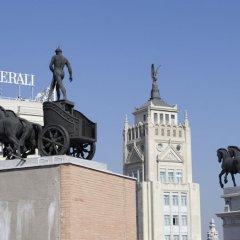 Отель Quatro Puerta Del Sol Испания, Мадрид - 14 отзывов об отеле, цены и фото номеров - забронировать отель Quatro Puerta Del Sol онлайн городской автобус