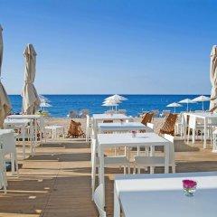 Отель Bernat II Испания, Калелья - 3 отзыва об отеле, цены и фото номеров - забронировать отель Bernat II онлайн пляж фото 2
