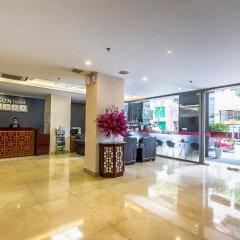 Saigon Hotel интерьер отеля
