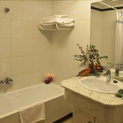 Hotel Olimpo Арнуэро ванная