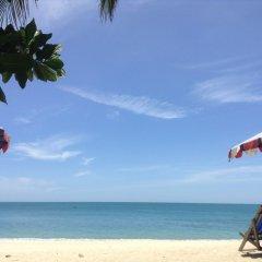Отель Marina Beach Resort пляж фото 2