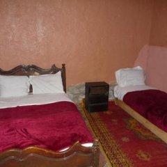 Отель Prends Ton Temps Марокко, Загора - отзывы, цены и фото номеров - забронировать отель Prends Ton Temps онлайн комната для гостей фото 3