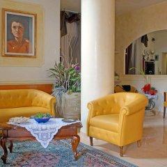 Hotel River Римини интерьер отеля