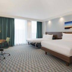 Отель Hampton by Hilton London Stansted Airport удобства в номере фото 2