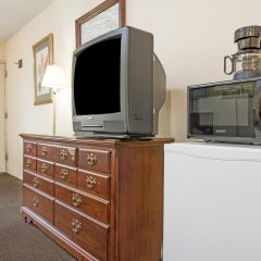 Отель Knights Inn-columbus Колумбус удобства в номере