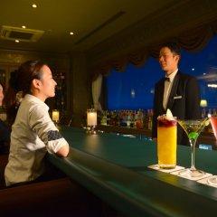Отель Listel Inawashiro Wing Tower Япония, Айдзувакамацу - отзывы, цены и фото номеров - забронировать отель Listel Inawashiro Wing Tower онлайн гостиничный бар