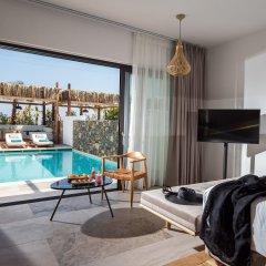 Отель Stella Island Luxury resort & Spa - Adults Only комната для гостей фото 3