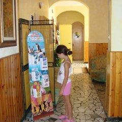 Отель Albergo Villalma Римини детские мероприятия