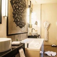 Отель Villa Diyafa Boutique Hôtel & Spa Марокко, Рабат - отзывы, цены и фото номеров - забронировать отель Villa Diyafa Boutique Hôtel & Spa онлайн ванная фото 2