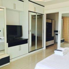 Отель View Talay 6 Condominium by Honey Таиланд, Паттайя - 1 отзыв об отеле, цены и фото номеров - забронировать отель View Talay 6 Condominium by Honey онлайн удобства в номере фото 2
