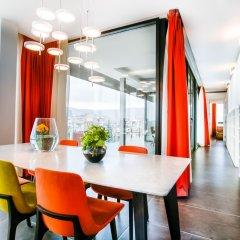 Апартаменты Cosmo Apartments Sants Барселона питание