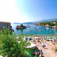 Hotel Hec Apartments пляж