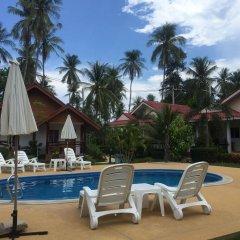 Отель Hana Lanta Resort Таиланд, Ланта - отзывы, цены и фото номеров - забронировать отель Hana Lanta Resort онлайн бассейн фото 2